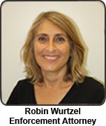 Photo of HCRC Enforcement Staff Attorney Robin Wurtzel