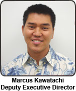 Photo of HCRC Deputy Director Marcus Kawatachi