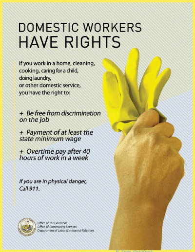 Domestic Workers Card